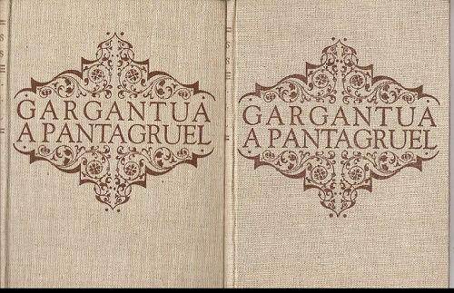 Gargantua a Pantagruel 1 a 2