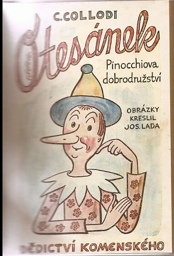 Otesánek (Pinocchiova dobrodružství)