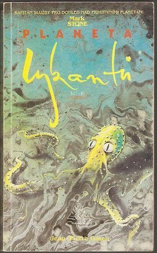 Planeta Lykantů - J. P. Garen