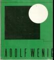 Adolf Wenig - jevištní a kostýmní výtvarník