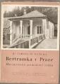 Bertramka v Praze - Dr. J. Patera