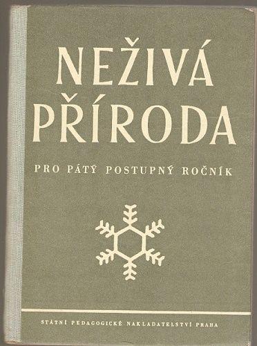 Neživá příroda pro pátý ročník - T. Henek, V. Mokrý