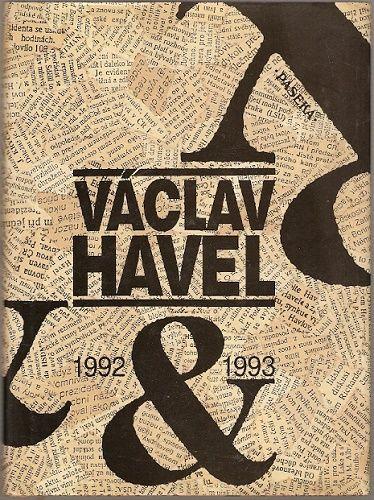 Václav Havel 1992 - 1993