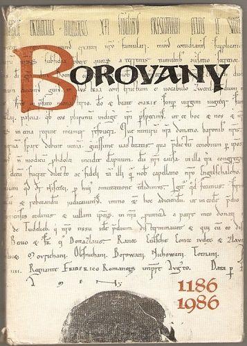 Borovany 1186 - 1986