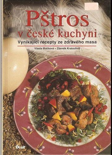 Pštros v české kuchyni