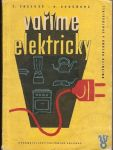 Vaříme elektricky - Sklenář - Bohuňová