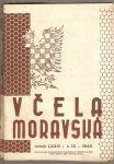 Včela moravská 1940