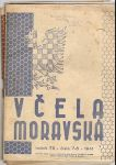 Včela moravská 1941 - 10 čísel