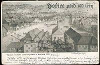 Hořice před 100 lety