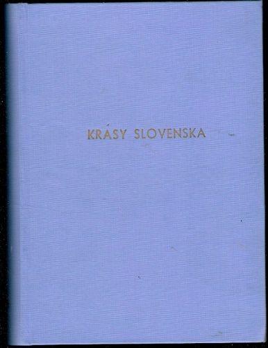 Krásy Slovenska 1975 - kompletní ročník