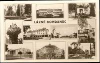 Lázně Bohdaneč - okénková