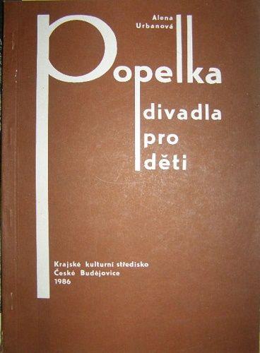 Popelka - divadla pro děti - A. Urbanová