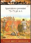 Spartakovo povstání 73-71 let před naším letopočtem