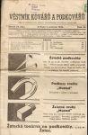 Věstník kovářů a podkovářů 23/1946