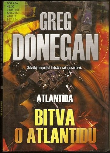 Atlantida - Bitva o Atlantidu - G. Donegan
