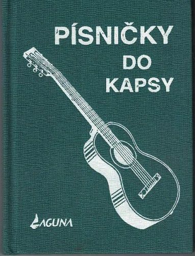 Písníčky do kapsy (pro kytaru) - zpěvník - L. Chvojka