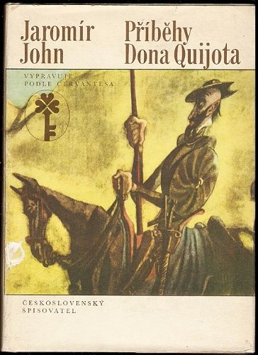 Příběhy Dona Quijota - J. John