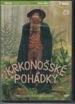 4 x DVD Krkonošské pohádky