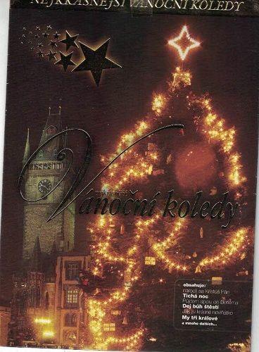 CD Nejkrásnější vánoční koledy