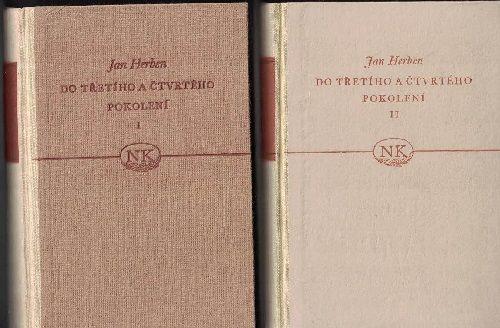 Do třetího a do čtvrtého pokolení 1 a 2 - J. Herben