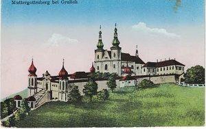 Muttergottesberg bei Grulich - Králíky