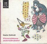 Pinocchiova dobrodružství - C. Collodi