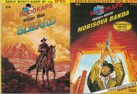 2 x Rodokaps - Blizard a Morisova banda - W. Mark