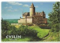 Cvilín roku 1470 - rekonstrukce