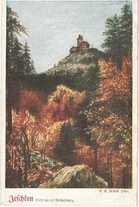 Jeschken - Ještěd 1932