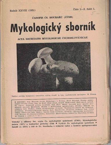 Mykologický sborník 1 - 10/1951