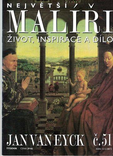 Největší malíři - Jan van Eyck