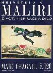 Největší malíři - Marc Chagall