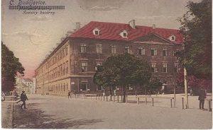 Švecovy kasárny - České Budějovice