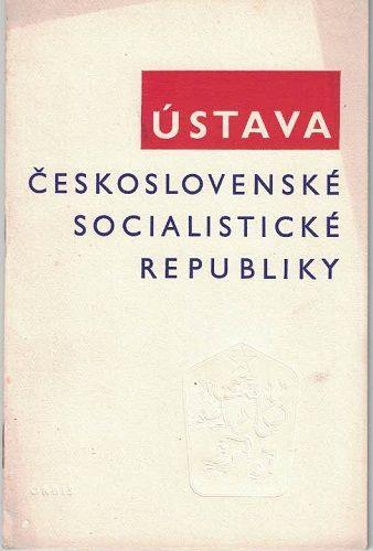 Ústava Československé socialistické republiky