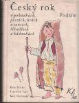 Český rok - Podzim - Plicka, Volf, Svolinský