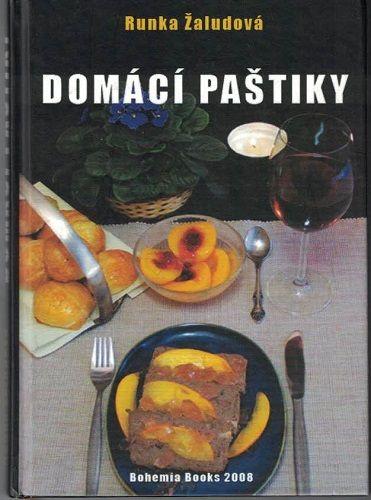 Domácí paštiky - R. Žaludová