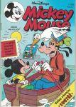 Mickey Mouse 7/1992 - Závod na kolech