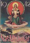 Náš misionář 1942 - kalendář