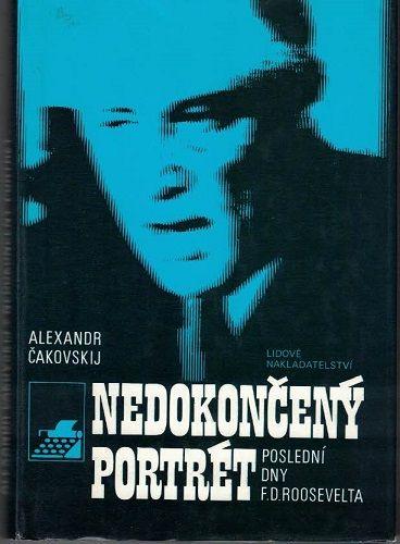 Nedokončený portrét - A. Čakovskij