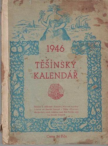 Těšínský kalendář 1946
