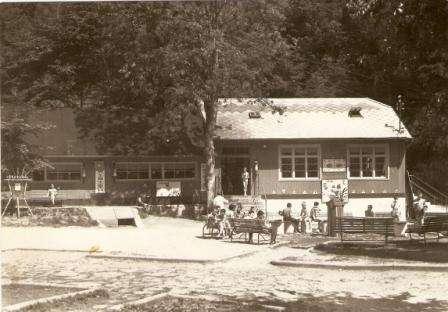 Malé Hradisko - Okluky (pionýrský tábor)