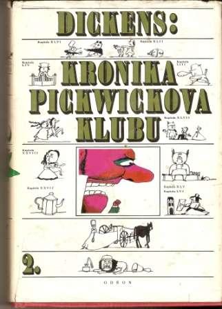 Kronika Pickwickova klubu II. - Ch. Dickens