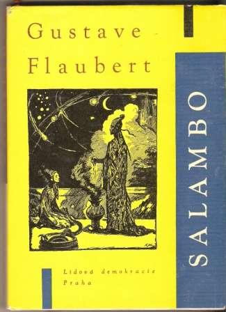 Salambo - G. Flaubert, il. J. Konůpek