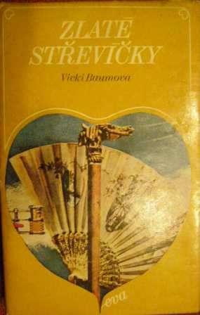 Zlaté střevíčky - V. Baumová
