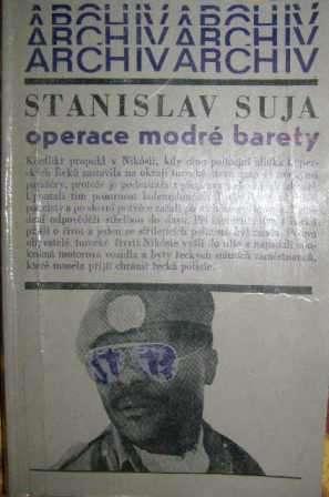 Operace modré barety - S. Suja