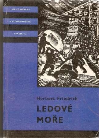 Ledové moře - H. Friedrich