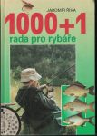 1000+1 rada pro rybáře - J. Říha