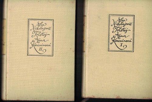 Anna Kareninova 1 a 2 - L. N. Tolstoj