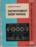 Elektrotechnický úložný materiál - O. Novotný