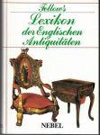 Fellows Lexikon der Englischen Antiquitäten